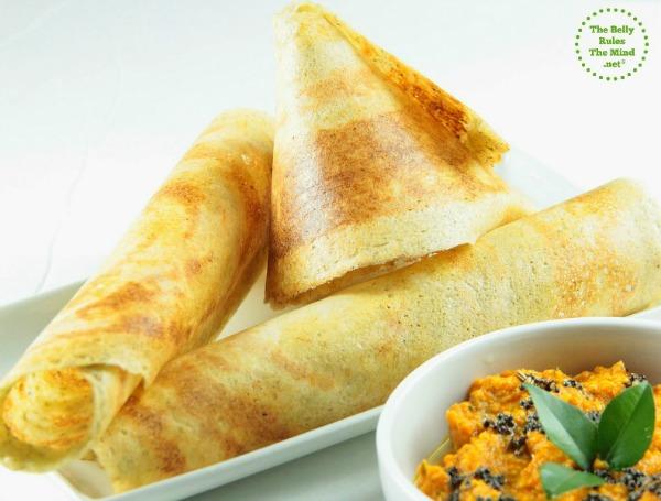 Mix dal, daliya &oats dosa/crepes