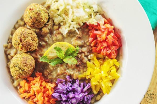Ta' amiya Fulesh (Vegan + Gluten Free)