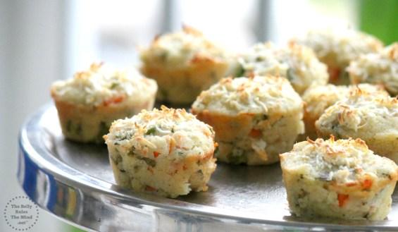 vegetable semolina muffins new, sooji muffins