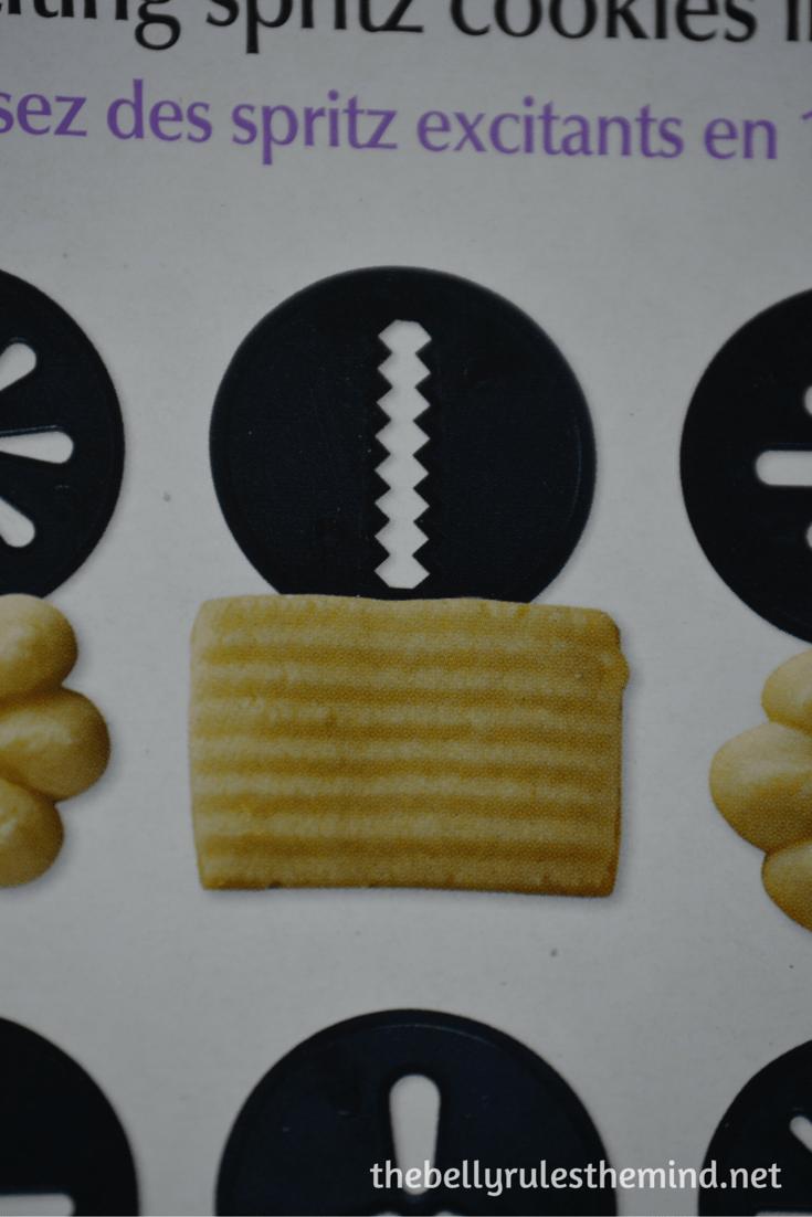 cookies press