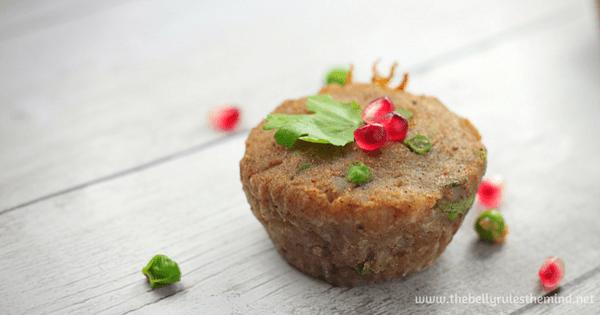 Samosa Muffins