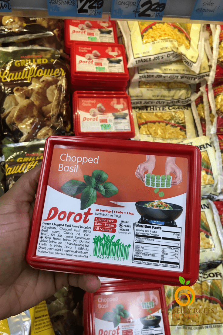 Easiest ever one pot pasta using Dorot