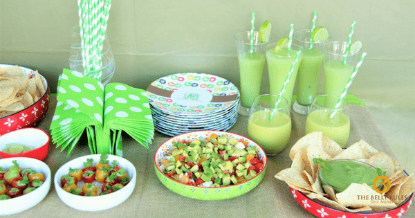 Avocado Tasting Party