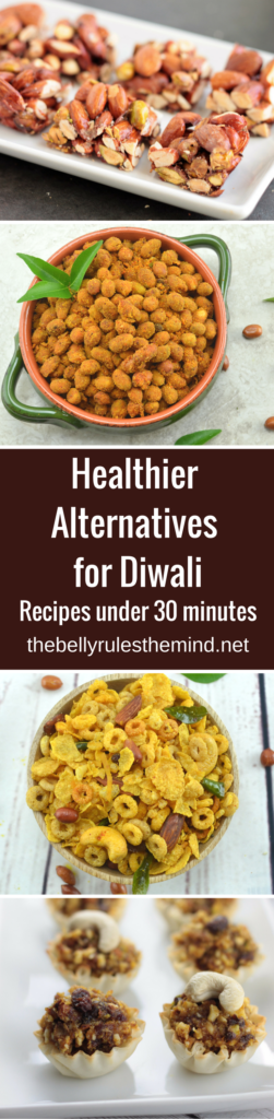 Healthy Diwali recipes