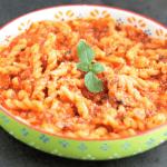 Instant Pot Vegan Pasta – Arrabiatta Pasta