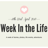 Week in the Life - Sunday 23rd April 2017