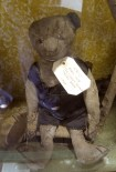 The oldest teddy bear