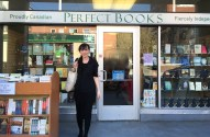 Perfect Books - yes, we all bought books in every city!