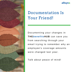 Documentation is Your Friend!