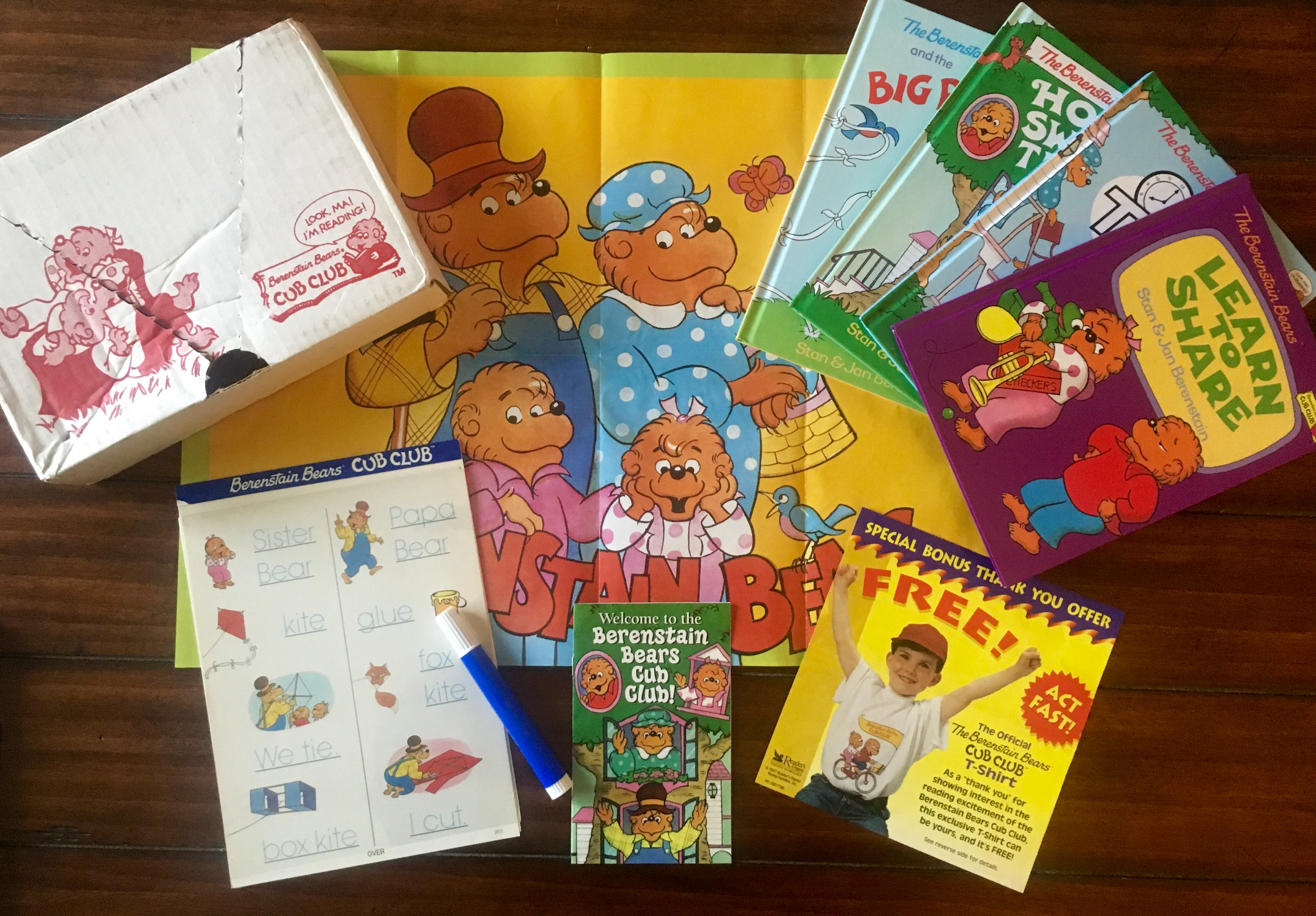 Berenstain Bears Bibliography Amp Blog A Complete List Of