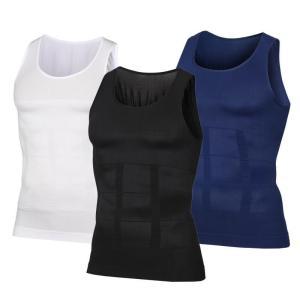 Camiseta Slim De Alta Compressão Sem Mangas - Masculina Fit - The Best Acessórios