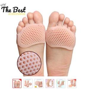 Palmilha de Silicone Anti-Dor nos Pés - Feet Confort - The Best Acessórios