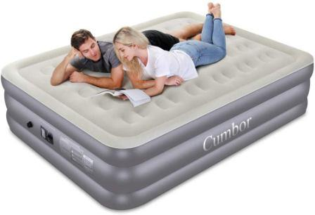Air Mattress with Pump