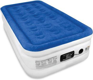 Sound Dream Series Air Mattress With Comfortcoil Technology And Internal High Capacity Pump