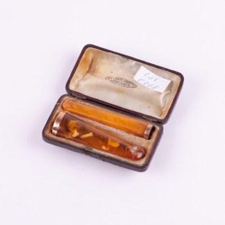 Antique Amber Mouthpiece