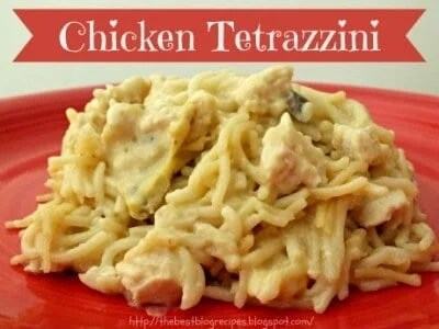 Chicken Tetrazzini | The Best Blog Recipes