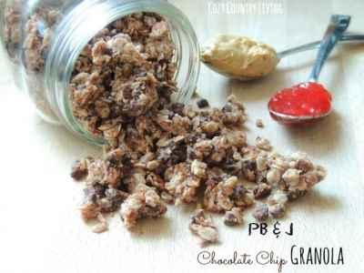 PBJ-Chocolate-Chip-Granola