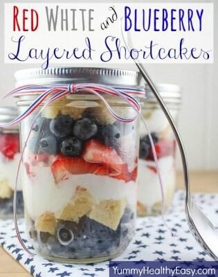 Layered Strawberry Shortcakes 6