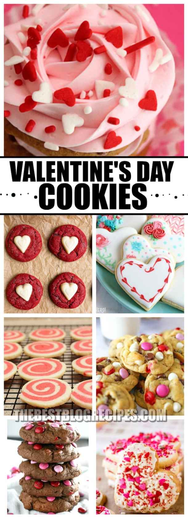 The Best Valentine's Day Cookies