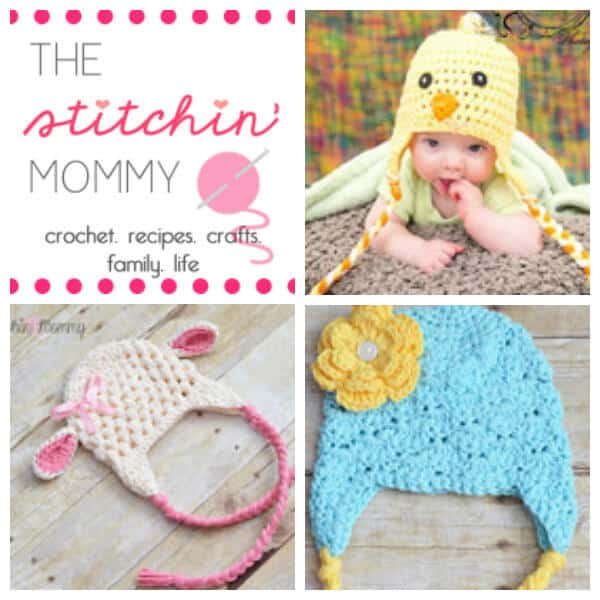The Stitchin Mommy Hats Featured on The Best Blog Recipes