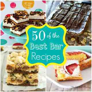 50 of The Best Bar Recipes