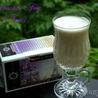 Parisian Fog {Tea}