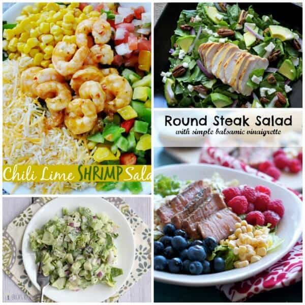 Summer Salad Recipes that you'll love! thebestblogrecipes.com