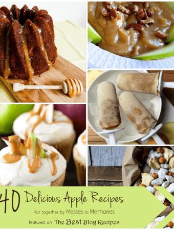 40 Delicious Apple Recipes