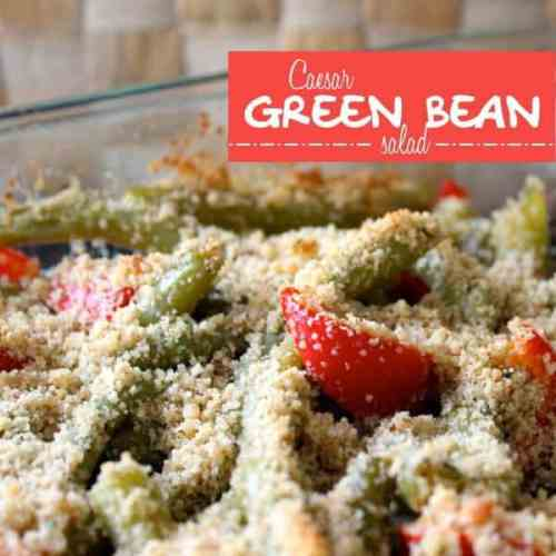 Caesar Green Beans featured on 26 Christmas Recipes from The Best Blog Recipes