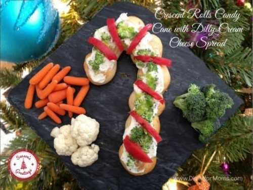 Crescent Rolls with Cream Cheese featured on 26 Christmas Recipes from The Best Blog Recipes