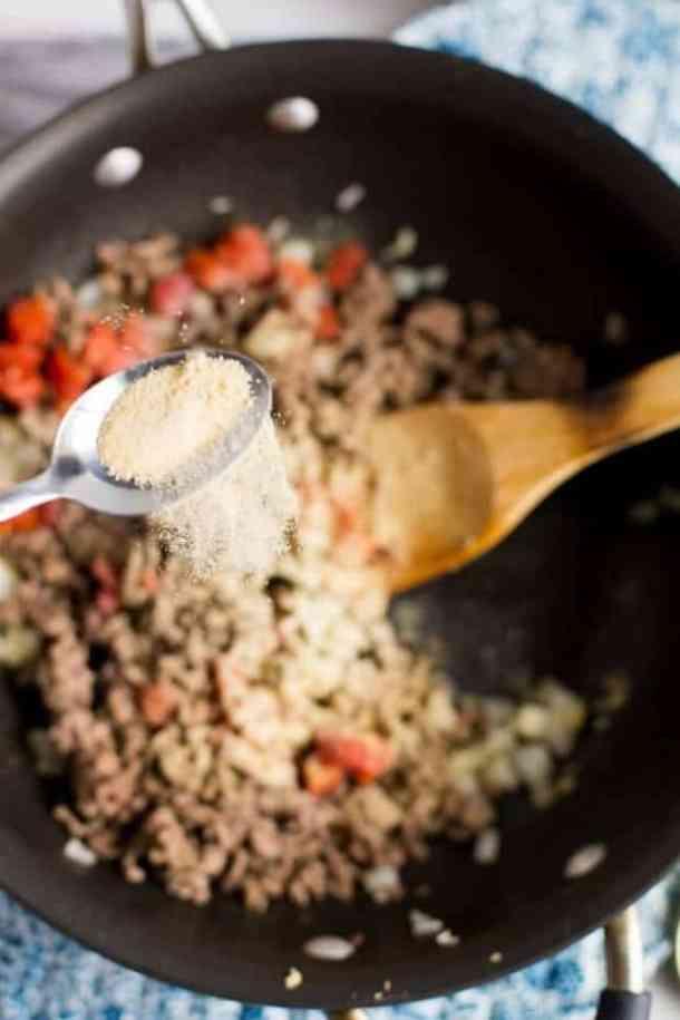 How to make cowboy casserole