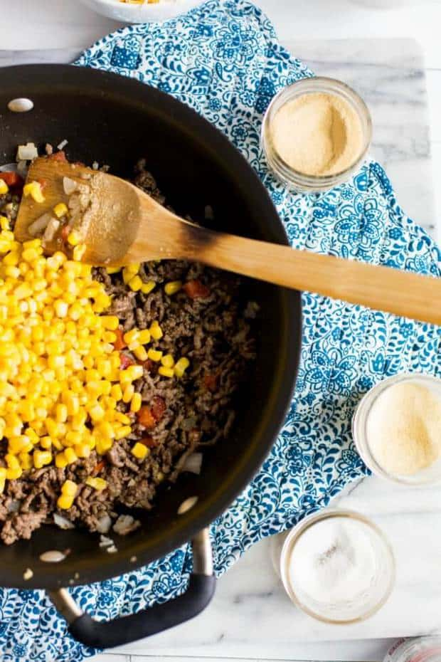 Ingredients Needed For Cowboy Casserole