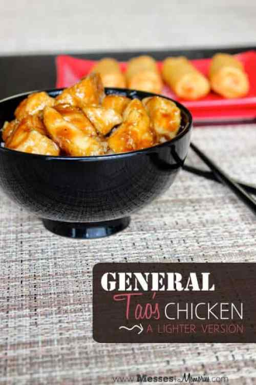 General Tao's Chicken featured on 21 of the Best Chinese Recipes from The Best Blog Recipes