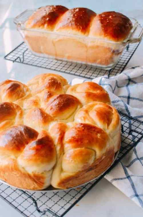Asian Milk Bread featured on 21 of the Best Chinese Recipes from The Best Blog Recipes