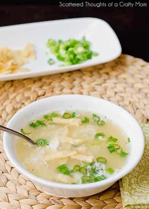 Egg Drop Soup featured on 21 of the Best Chinese Recipes from The Best Blog Recipes