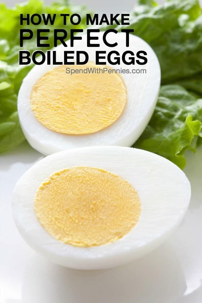 Perfect hard boiled eggs are the base for an amazing snack, appetizer or breakfast! Boiling eggs isn't really a science, but sometimes it can feel like it is! Let me share my favorite tipswith you for perfect hard boiled eggs, taking all of the guesswork out of the equation!