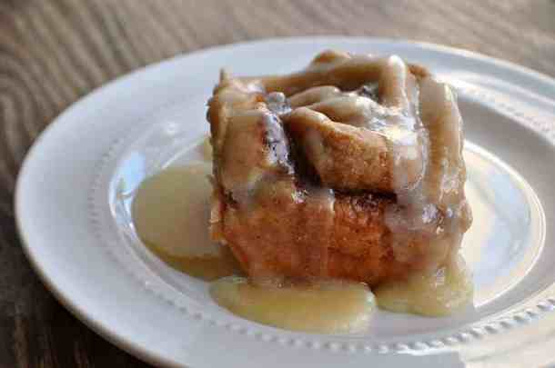 12. Carrot Cake Sweet Rolls with Maple Frosting-- Part of 30 The Best Breakfast Sweet Rolls Recipes