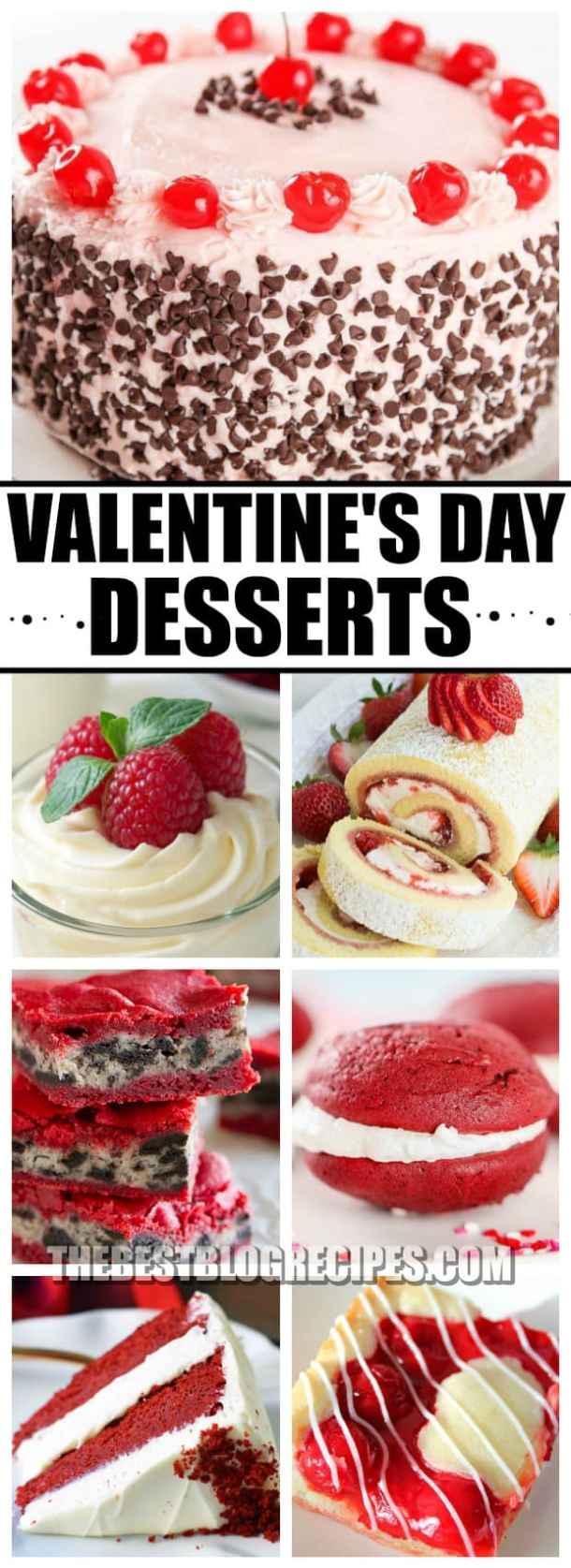 The Best Valentine's Day Desserts