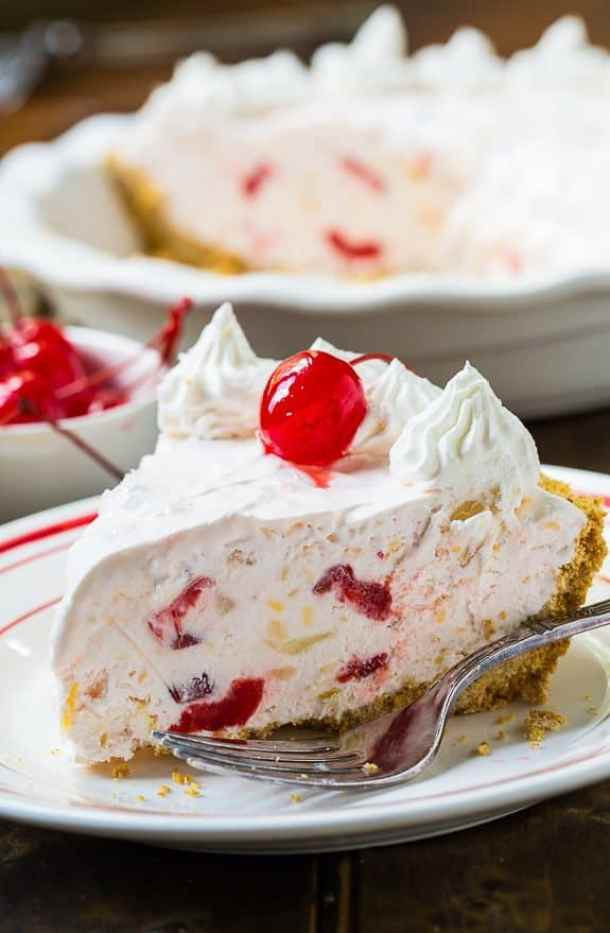 Millionaire Pie-- Part of 30 Pineapple Recipes for your Sweet Summertime Cravings