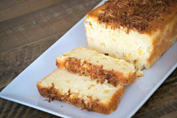 Pinapple Bread (Re-link)-- Part of 30 Pineapple Recipes for your Sweet Summertime Cravings