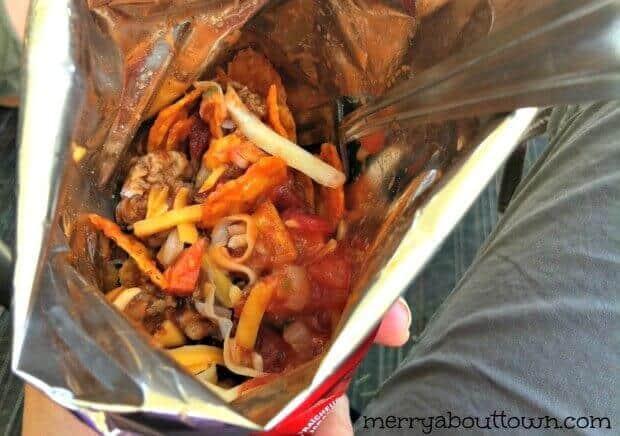 10 Taco in a Bag