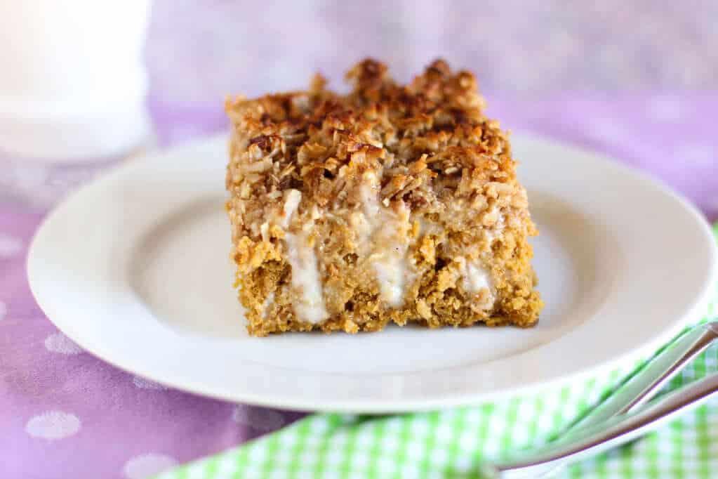 10 Vanilla Custard Soaked Vanilla Poke Cake