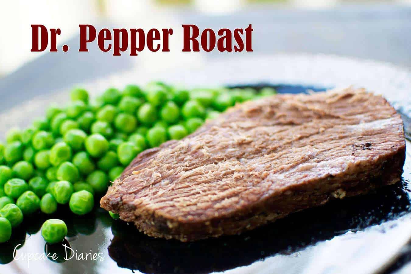 13 Dr. Pepper Roast
