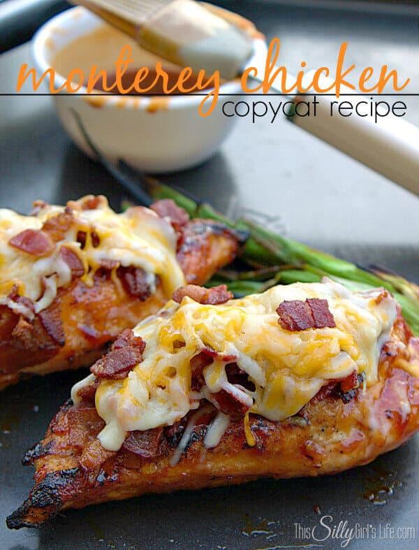 16 Monterey Chicken (Copy Cat Recipe)