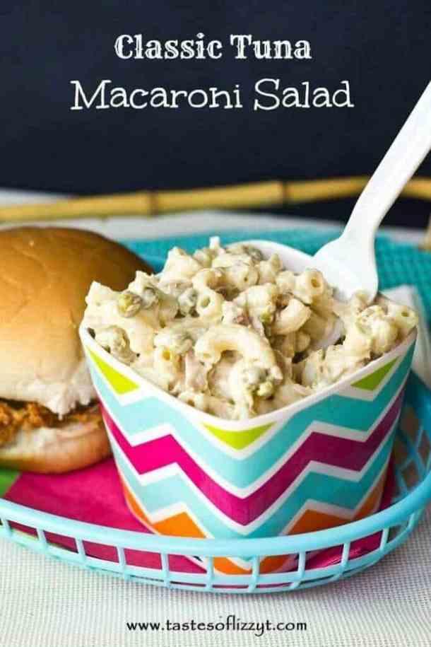 21 delicious salad recipes the best blog recipes for Tuna fish macaroni salad