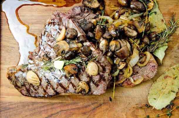 19 The Perfect Porterhouse Steak