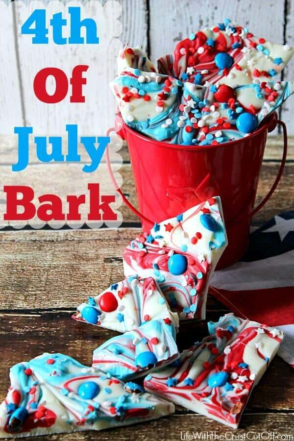2 4th of July Bark
