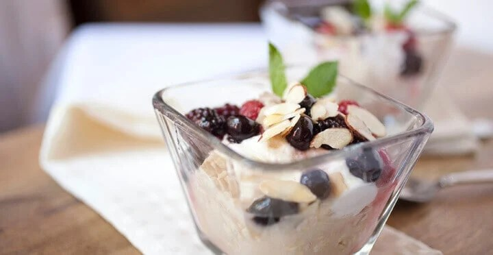 4 Summer Berry Muesli