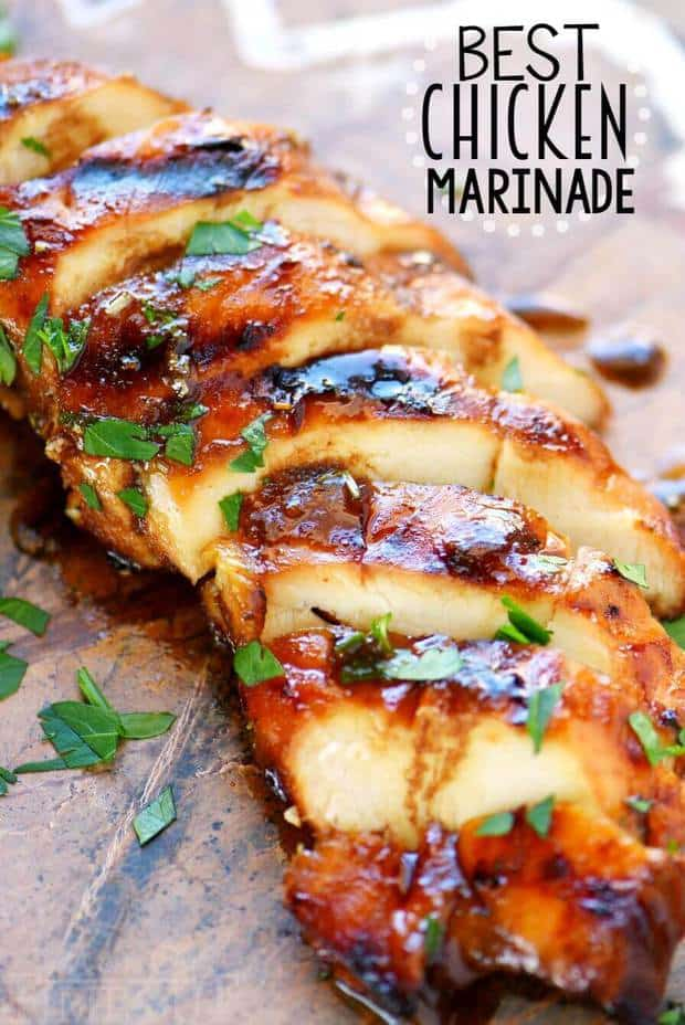 Look no further for theBest Chicken Marinaderecipe ever! This easy chicken marinade recipe is going to quickly become your favorite go-to marinade! This marinade produces so much flavor and keeps the chicken incredibly moist and outrageously delicious – try it today!