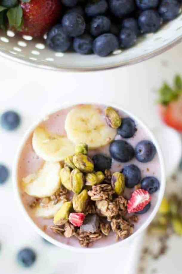 Ideas for Smoothie Bowls